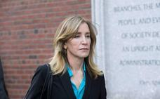 Felicity Huffman admite un fraude universitario