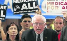 Bernie Sanders, el socialista que siempre ha luchado contra los ricos, también es millonario
