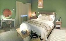 Vitoria inspira la habitación perfecta para el sueño