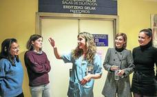 Los hospitales alaveses reciben a 160 futuros médicos y enfermeras interesados en formarse
