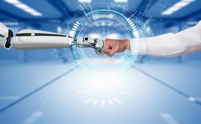 Un robot no puede seleccionar al personal de una empresa