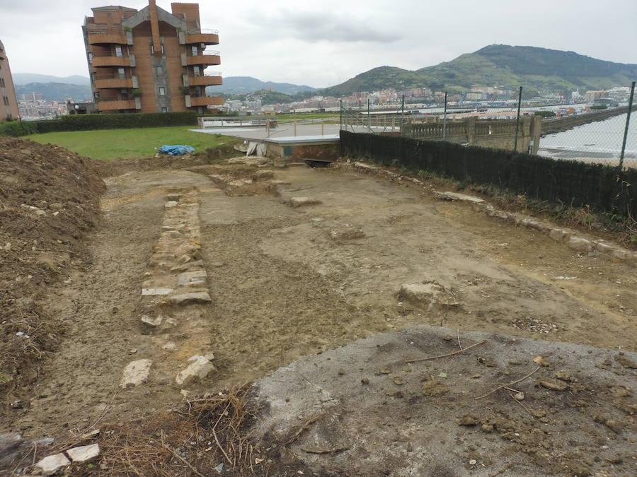 Ereaga escondía restos de un poblado del Neolítico de hace 5.000 años