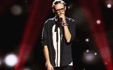 Andrés Martín es 'La Voz' de Antena 3