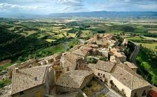 Sos del Rey Católico, hermosa villa medieval de arquitectura tradicional