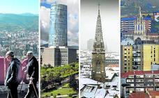 Bilbao es una ciudad verde y roja