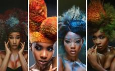Orgullo afro: los pelos rizados de Euskadi que triunfan en el extranjero