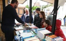 La Feria del Libro de Getxo arranca hoy con nueva ubicación en Romo