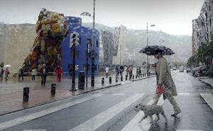 Las lluvias serán una constante esta Semana Santa en Euskadi