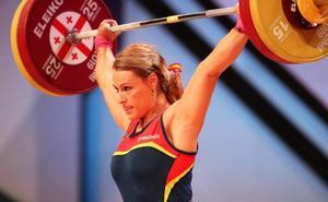 Lydia Valentín se queda a las puertas de su quinto título europeo