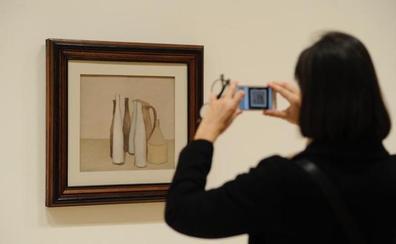 Exposición en el Guggenheim de Morandi, el pintor de bodegones que se inspiraba en el Greco