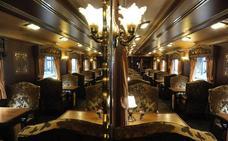 El lujoso recorrido en tren por el Cantábrico que parte de Bilbao