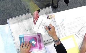 13.000 vascos votan en las generales a partidos que no logran representación
