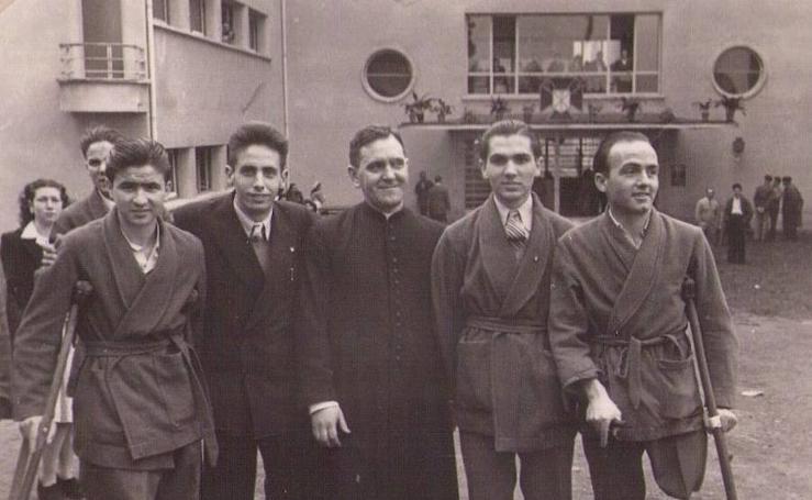 75 años del Hospital de Santa Marina