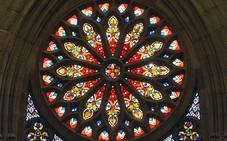 Vidrieras de Vitoria: Cristales con historia