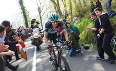 La quinta etapa de la Itzulia 2019 Vuelta al País Vasco en imágenes