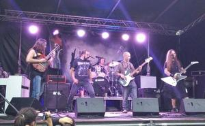 El grupo llodiano Herio, finalista en el concurso Rockein