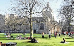 Brexitak kolokan jarri ditu datorren urteko ehun euskal ikasleren Erasmus bekak