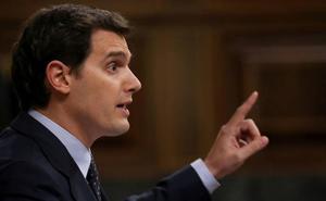 Rivera se lo juega todo a convertirse en el líder de las tres fuerzas de la derecha