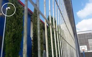 Cámaras de vigilancia para proteger los colegios de Abadiño de ataques vandálicos