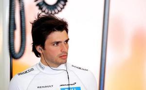 Carlos Sainz necesita puntuar o puntuar