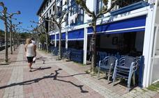 El fin de la legislatura frena la nueva ordenanza de terrazas de Plentzia