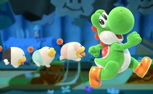 Yoshi's Crafted World: el clímax de lo adorable