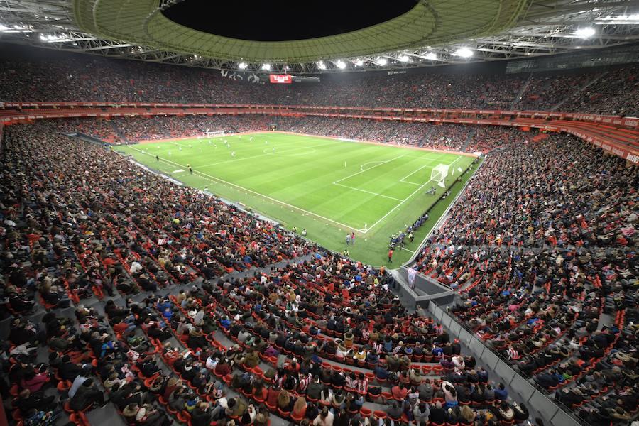 «Los partidos en San Mamés o en el Wanda son ejemplos a seguir», admite la FIFA