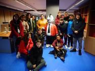 Visita centro escolar San Prudencio (Vitoria-Gasteiz) - 5 de abril de 2019
