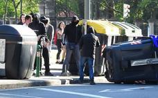 Aburto califica los altercados en Bilbao por el mitin de Vox de «indecentes»