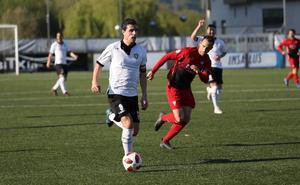 El Gernika encadena su sexto empate
