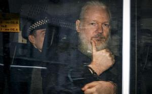 Assange, ante la Justicia