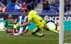 Pedrosa y Melendo impulsan al Espanyol a costa del Alavés