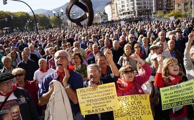 Euskal pentsionistek Gaurgeroa izeneko plataforma sortu dute