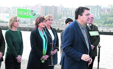 Ortuzar alerta sobre un pacto PSOE-Ciudadanos