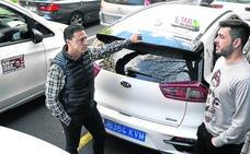 Los taxistas de Bilbao reducen de doce a diez horas su jornada en días laborables