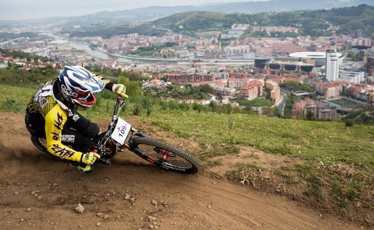 La prueba de descenso más increíble está en Bilbao