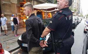 La sensación de inseguridad se extiende en Bilbao