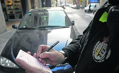 Bilbao recauda más de 4 millones de euros al año por multas de tráfico