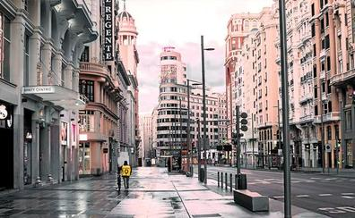 La magia de las fotos de ciudades (casi) vacías