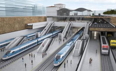 El Gobierno vasco calcula que el TAV unirá Vitoria y Pamplona en 23 minutos si hay conexión directa