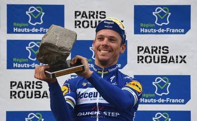 Gilbert levanta otro monumento en Roubaix