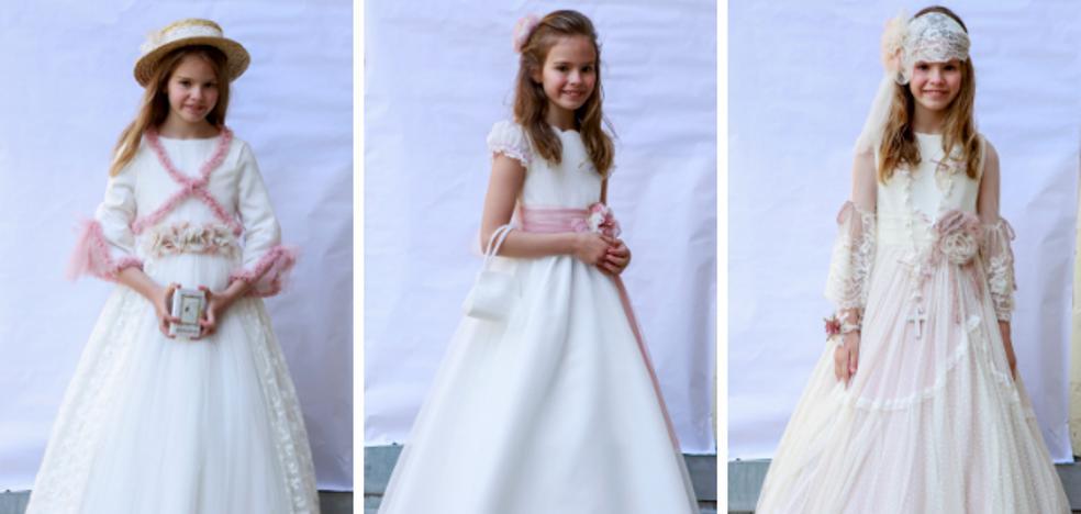 Las niñas ya no quieren ser princesas en su comunión