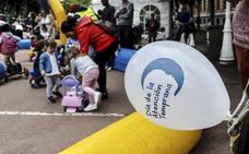 Jornada informativa-festiva en Bilbao por la 'atención temprana' infantil