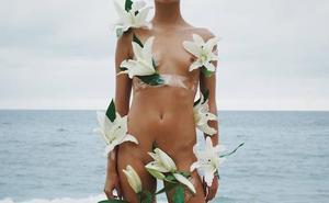 Ana Floubet, la bilbaína que crea estilismos para grandes firmas de moda