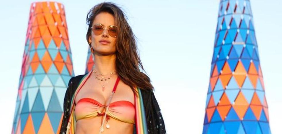 Los mejores looks de las famosas en Coachella