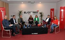 Las pensiones, el modelo territorial y la corrupción encendieron el debate de EL CORREO