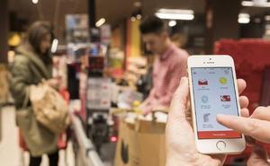 Eroski permite a los clientes 'ahorrarse' el papel de los tiques de caja