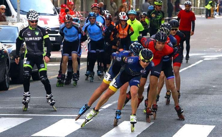 Una media maratón que marchó sobre ruedas