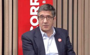 Así ha pedido el voto Patxi López (PSE)