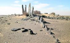 El pasado desenterrado del Sahara Occidental